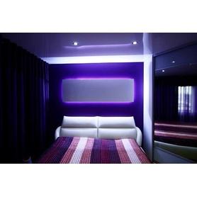 7m de bande de LED blanc froid ALIMENTATION 3528 60 LED / m non étanche et LED
