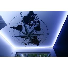 LED Streifen 7m Kaltweiß 3528 60LEDs/m Nicht Wasserdicht und LED NETZTEIL