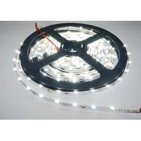 LED SMD 335 Streifen 5m. 60 LEDs/m kaltweiss ca.1250 Lumen mit Netzteil 2A