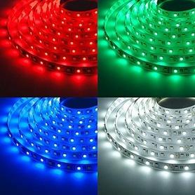 RGB LED Streifen 3-Chip 60 LEDs/m - 500cm