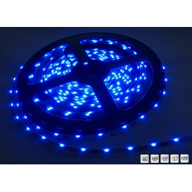 LED SMD 335 Streifen 5m. 60 LEDs/m blau ca.400 Lumen