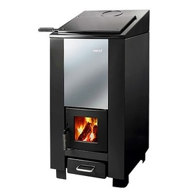 SAUNA STOVES NARVI STEAM MASTER WITH GLASS DOOR, STONES INCLUDED