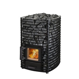 Wood Burning Sauna Heater NARVI VELVET