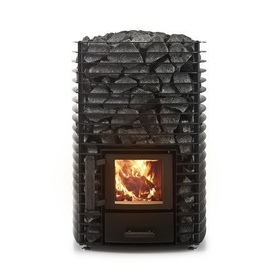 Wood Burning Sauna Heater NARVI VELVET