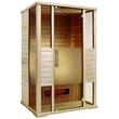 Cabina Sauna Phönix Medium 130x100x200 Cm - 2,940.64