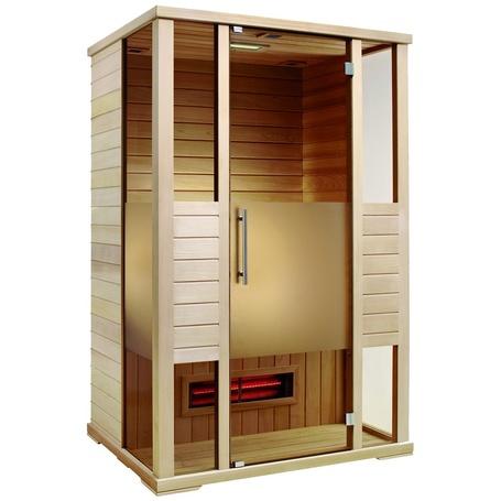 Infrared sauna cabin - amilano.de