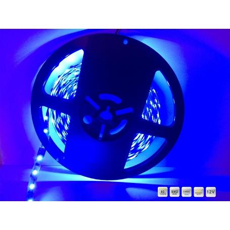 Led Streifen Smd-3528 Ds/M Blau -500cm60 - 27,97€