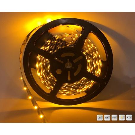 LED Streifen  SMD-3528 60 LEDs/m Gelb -500cm