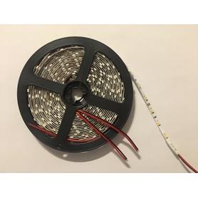 LED SMD 3528 Breite 5mm Streifen 5m. 60 LEDs/m warmweiß ca.1100 Lumen