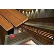 Sauna bench materials