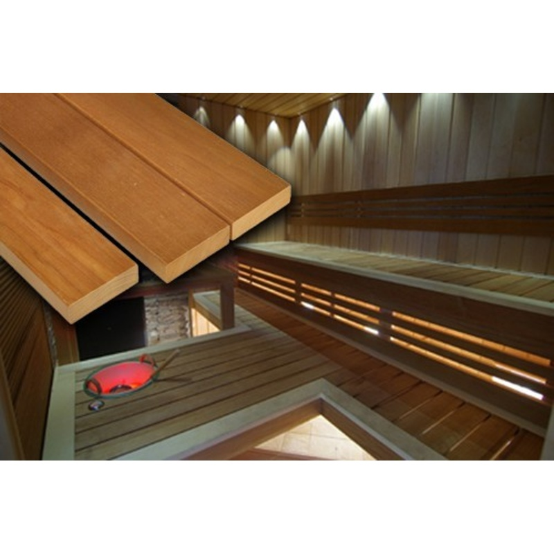 THERMO ASPEN BENCH WOOD 28x90mm
