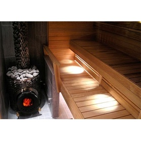 Wood Burning Sauna Heater IKI MINI PLUS