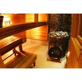Wood Burning Sauna Heater IKI ORIGINAL PLUS