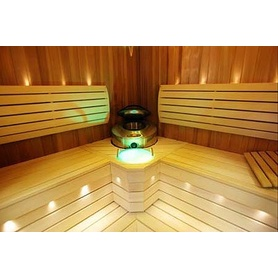 Wood Burning Sauna Heater KASTOR SAGA 27 PK