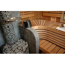 "Wood Burning Sauna Heater Harvia Legend 240 ""Deutschland-Set"" bestehend aus:  BimSchV-Kit Level 2"