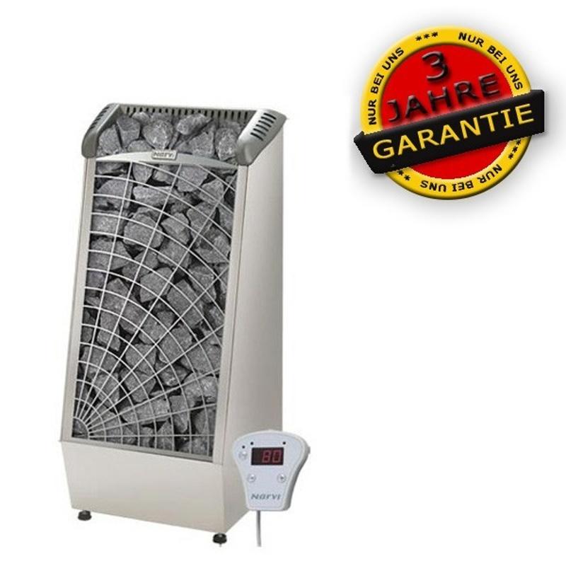Poêles électriques pour saunas NARVI STONET