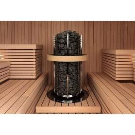 SAUNA ELECTRIC HEATER SAWO TOWER ROUND TH12