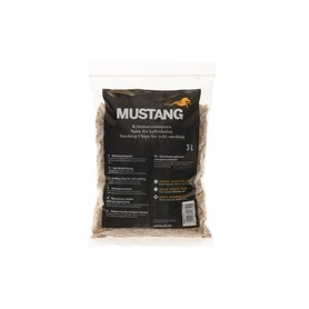 MUSTANG SMOKER CHIPS HICKORY 3L FINE CUT