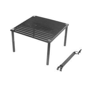 MUSTANG CASTIRON GRILL GRATE WITH LEGS