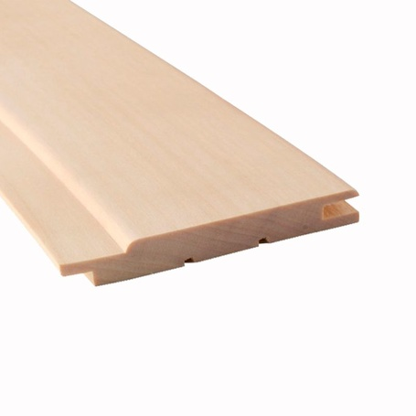 Lining for Sauna Aspen 15x125 - 10,25€