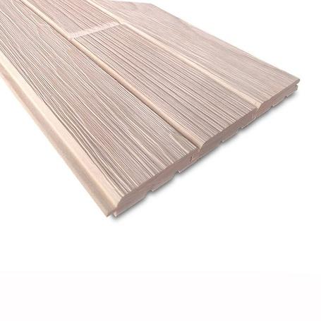 Sauna Profilholz Espe Prk 15x90 Gebürstet - 1,97€