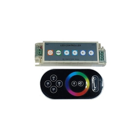 RGB WIRELESS LED CONTROLLER RF SET