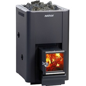 Wood Burning Sauna Heater HARVIA 20 SL BOILER
