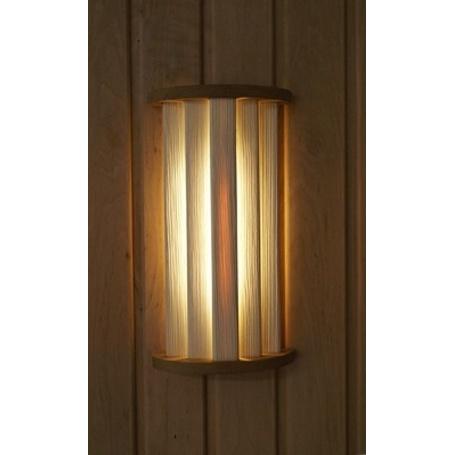 SAUNIA LED LAMPE LED27 Matériel: Tremble