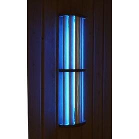 SAUNIA LED BELEUCHTUNG LED54 RGB Material: espe