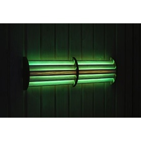SAUNIA LED LAMPE LED54 RGB  Matériel: Tremble