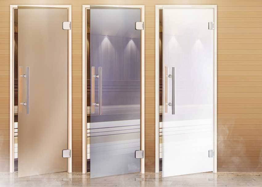 DOORS FOR BATHHOUSES - A SIMPLE CHOICE