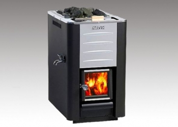 WOOD-BURNING STOVES WITH BUILT-IN BOILER: CONVENIENT, PRACTICAL, AND PROFITABLE