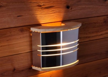 REGULATIONS FOR SELECTING AND INSTALLING SAUNA LAMPS